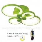 Đèn Áp Trần LED EU-ML8476 580x400