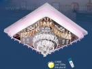 Đèn Ốp Trần Pha Lê LED SN2121 600x600