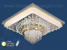 Đèn Ốp Trần Pha Lê LED SN2123 600x600