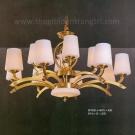 Đèn Chùm Châu Âu UCN8083-12 Ø1020