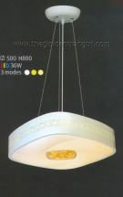 Đèn Thả Kiểu Hàn Quốc NLNB8319 Ø500