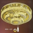 Đèn Mâm LED EU-ML8481 Ø600