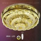 Đèn Mâm LED EU-ML8482 Ø600