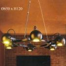 Đèn Chùm Nghệ Thuật LH-THCN86 Ø650