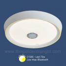 Đèn Trang Trí Ốp Trần LED SN1129 Ø500