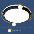 Đèn Trang Trí Ốp Trần LED SN2157 Ø500
