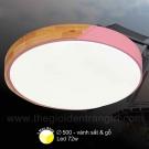 Đèn Trang Trí Ốp Trần LED SN1121 Ø500