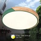 Đèn Trang Trí Ốp Trần LED SN1122 Ø500