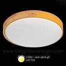 Đèn Trang Trí Ốp Trần LED SN1123 Ø500