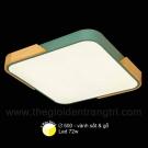Đèn Trang Trí Ốp Trần LED SN1125 500x500