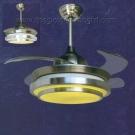 Đèn Quạt Cánh Xếp NLNQ008 Ø900