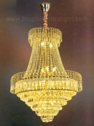 Đèn Chùm Pha Lê EU-CFLA100 Ø800