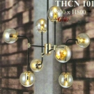 Đèn Chùm Nghệ Thuật LH-THCN101B Ø800