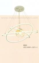 Đèn Thả Led Nghệ Thuật EU-TBA98 Ø800