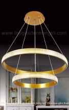 Đèn Thả LED Trang Trí SN2184 Ø550