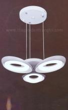Đèn Thả LED Nghệ Thuật UTL8626-3T Ø580