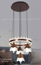 Đèn Thả LED Trang Trí SN2186 Ø400