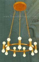 Đèn Thả LED Nghệ Thuật UTL8112-18 Ø520
