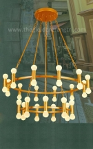 Đèn Thả LED Nghệ Thuật UTL8112-42 Ø820