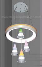 Đèn Thả LED Trang Trí SN2193 Ø400