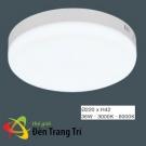 Đèn LED Gắn Nổi 36W EU-MSS695 Ø220