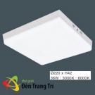 Đèn LED Gắn Nổi 36W EU-MSS698 220x220