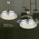 Đèn Quạt Cánh Xếp ERA629 Ø1100