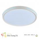 Đèn Áp Trần LED 30W EU-MSS669 Ø400