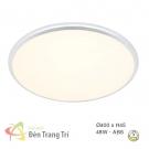 Đèn Áp Trần LED 36W EU-MSS682 Ø400