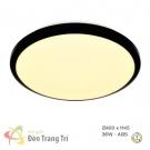 Đèn Áp Trần LED 36W EU-MSS685 Ø400