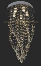 Đèn Thả Pha Lê LED ERA-TF6634 Ø450