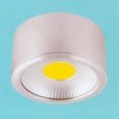 Đèn Lon LED 10W Gắn Nổi ULS Inox Ø120