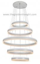 Đèn Thả Led Nghệ Thuật ERA-TL9161-5T Ø800