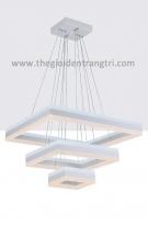 Đèn Thả Led Nghệ Thuật ERA-TL9004-3T Ø600