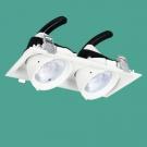 Đèn LED 24W Âm Trần Chiếu Góc EU-LA512
