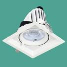 Đèn LED 18W Âm Trần Chiếu Góc EU-LA513