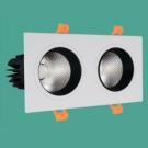 Đèn LED 40W Âm Trần Chiếu Góc EU-LA520