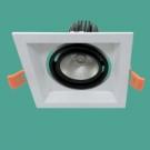 Đèn LED 9W Âm Trần Chiếu Góc EU-LA521