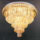 Đèn Mâm Pha Lê LED UMLF2949 Ø600