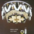 Đèn Mâm LED UMLF273 Ø600