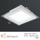 Đèn LED Âm Trần 3 Màu 6W EU-LA305 70x70