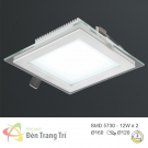 Đèn LED Âm Trần 3 Màu 12W EU-LA307 120x120