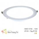 Đèn LED Âm Trần 12W EU-LA292 Ø130