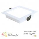 Đèn LED Âm Trần 8W EU-LA294 90x90