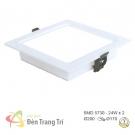 Đèn LED Âm Trần 3 Màu 24W EU-LA316 170x170