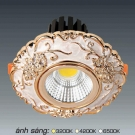 Đèn Downlight 10W AFC LED Puly 03 Ø70