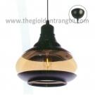 Đèn Thả Thủy Tinh TBD-F108 Ø200