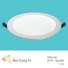 Đèn LED Âm Trần 4W EU-LA401 Ø90
