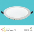 Đèn LED Âm Trần 3 Màu 18W EU-LA425 Ø200