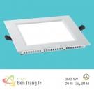 Đèn LED Âm Trần 3 Màu 9W EU-LA427 130x130